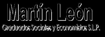 Slogan Martín León