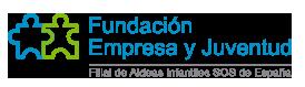 LOGO fundación empresa y juventud