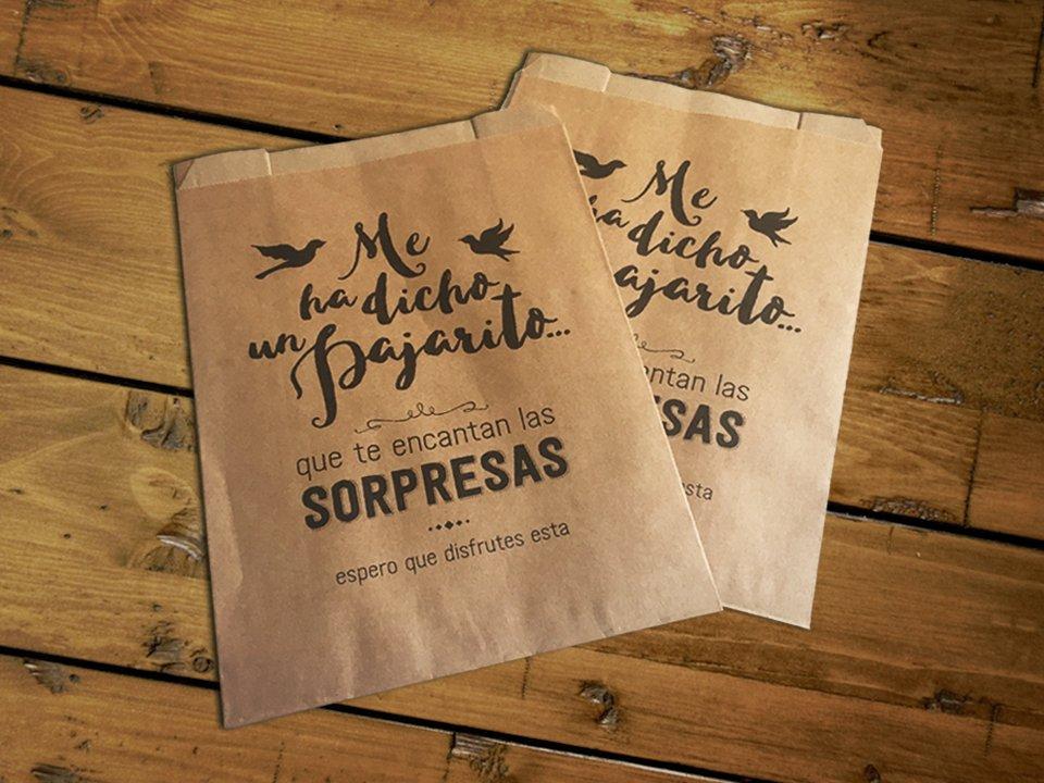 Pl sticos juncaril fabrica de bolsas pl stico y papel - Como decorar bolsas de papel ...