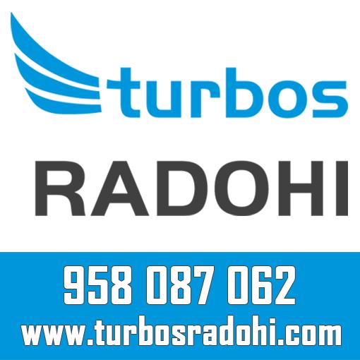 logo TURBOS RADOHI