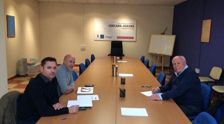 Reunión con Concejales de Polígonos Industriales.