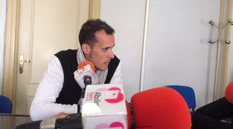 Espacio Juncaril con el fotógrafo Alejandro Gonzalo.