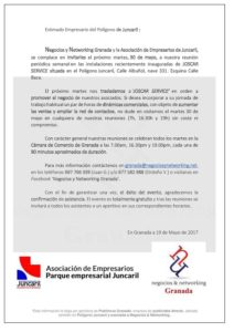 carta networking joscar