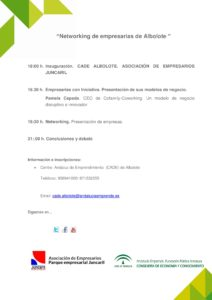 cartel networking femenino