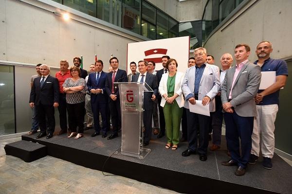 La Asociación en la Mesa Provincial por la Industria.