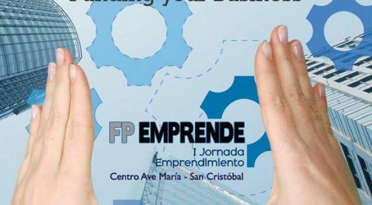 Juncaril en la I Jornada de Emprendimiento FPEmprende.