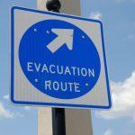 juncaril-evacuación