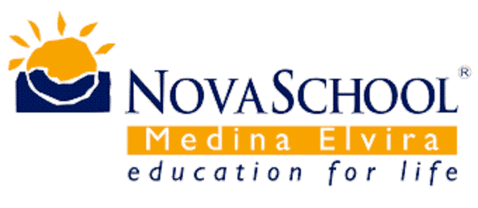 logo novaschool medina elvira