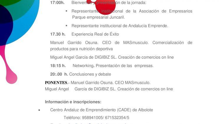 Gran Jornada de Éxito Empresarial.
