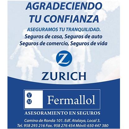 Puertas Abiertas Fermallol, Agencia de Seguros en la Asociación.