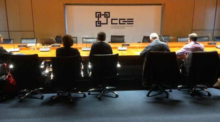 La Asociación participa en las Mesas Sectoriales de Diputación.