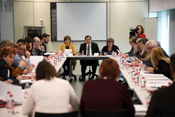 3ª Reunión de la Mesa Provincial por la Industria. Actuaciones Prioritarias.