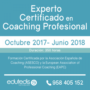coaching certificado edutedis
