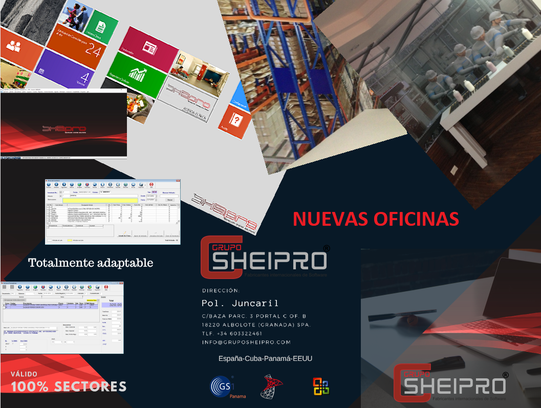 Grupo Sheipro se instala en Juncaril