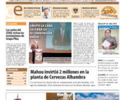 21 Empresas de Juncaril entre las 220 del Ranking de Empresas de Granada Económica.
