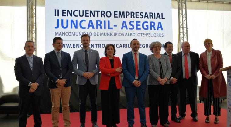 Crónica del II Encuentro Empresarial Juncaril-Asegra.